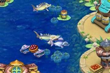 скачать бесплатно игру на компьютер веселая ферма рыбный день полная версия