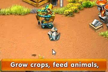 Play Farm Frenzy 3: American Pie - Arcade Games